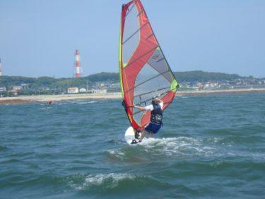 ウインドサーフィンについて #2